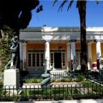 Fotos de Corfu en Grecia, PalacioAchilleion