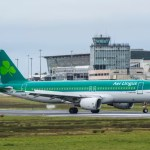 Fotos de Cork en Irlanda, aeropuerto y avion Aer Lingus