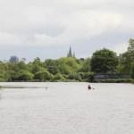 Fotos de Cork en Irlanda, kayak