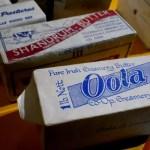 Fotos de Cork en Irlanda, museo de la mantequilla