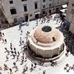 Fotos de Dubrovnik en Croacia, Gran fuente de Onofrio