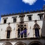 Fotos de Dubrovnik en Croacia, Palacio Sponza