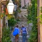 Fotos de Dubrovnik en Croacia, callejuelas estrechas