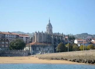 Fotos de Euskadi. Lekeitio desde el mar