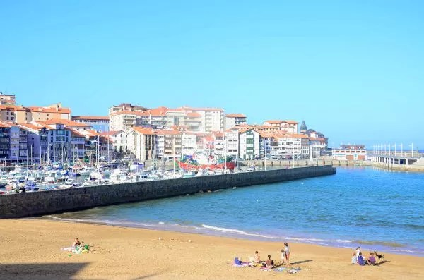 Fotos de Euskadi. Lekeitio, playa