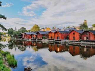 Fotos de Finlandia, Porvoo