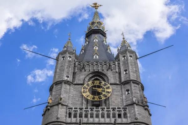 Fotos de Gante en Flandes, Belfort o Campanario