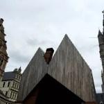 Fotos de Gante en Flandes, torres