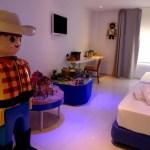 Fotos de Hotel del Juguete de Ibi, habitacion Playmobil