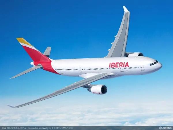 Fotos de Iberia A330-200