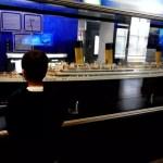 Fotos de Irlanda, Teo y el barco en el Titanic Experience Cobh