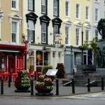 Fotos de Irlanda, plaza de Cobh