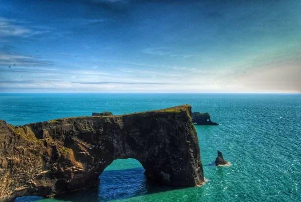 Fotos de Islandia, Dyrholaey