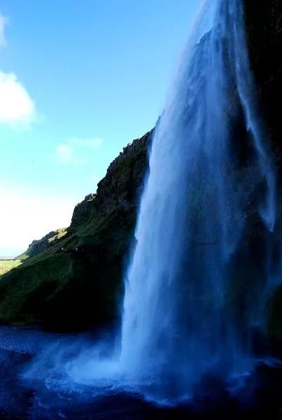 Fotos de Islandia, Seljalandsfoss