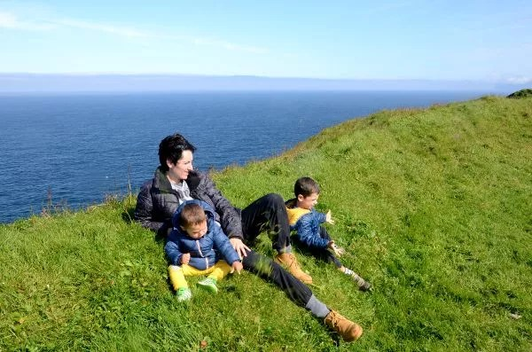 Fotos de Islas Feroe. Mykines, Vero, Teo y Oriol