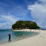 Fotos de Krabi en Tailandia, Tup Island