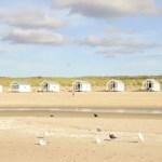 Fotos de La Haya, casitas playas de Kijkduin