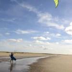 Fotos de La Haya, kitesurf playas de Kijkduin