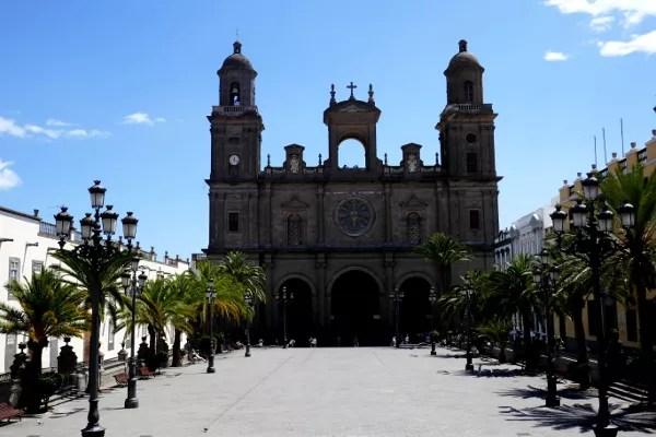 Fotos de Las Palmas de Gran Canaria, Catedral de Santa Ana