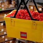 Fotos de Legoland Alemania, montaje de piezas
