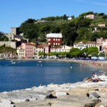 Fotos de Lerici en Italia, playa