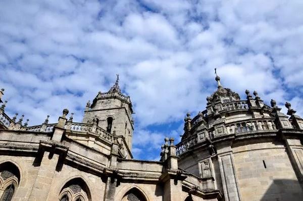 Fotos de Lugo, Catedral de Santa María
