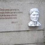 Fotos de Lugo, Rosalía de Castro
