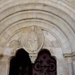 Fotos de Lugo, capitel pinjante