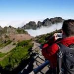Fotos de Madeira, Isaac de Chavetas en el Pico do Arieiro