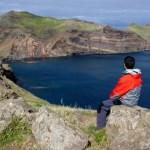 Fotos de Madeira, Pau en la Punta de San Lorenzo