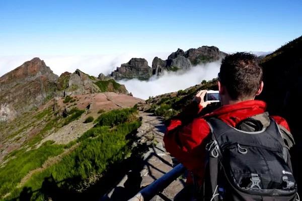 Fotos de Madeira, Pico do Arieiro