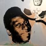 Fotos de Manchester, Pele por Andy Warhol