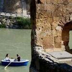 Fotos de Murcia, paseo en barca