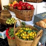 Fotos de Murcia, productos de la huerta