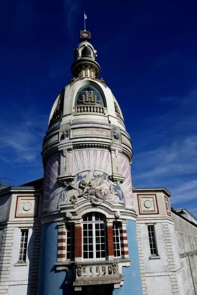 Fotos de Nantes en Francia, Le Lieu Unique