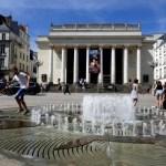 Fotos de Nantes en Francia, Teo y Oriol fuente