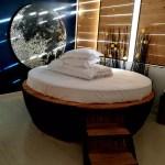 Fotos de Nantes en Francia, cama circular