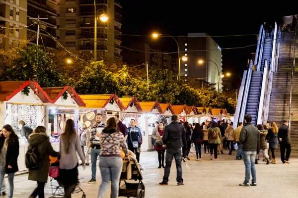 Fotos de Navidad en Sevilla, Nervion