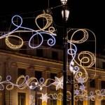 Fotos de Navidad en Sevilla, alumbrado