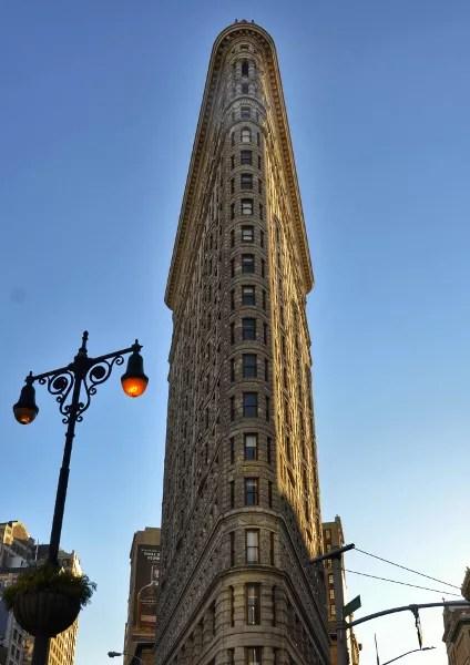 Fotos de Nueva York, Flatiron Building