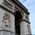 Fotos de Paris, Arco del Triunfo