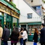Fotos de Paris, libreria Shakespeare & Company