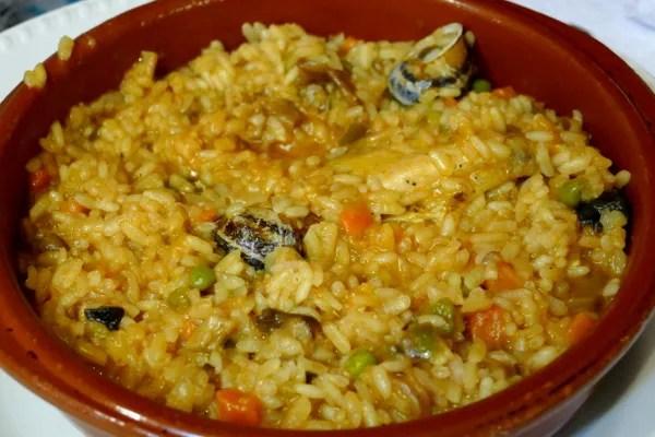 Fotos de Pirineo de Lleida, arroz
