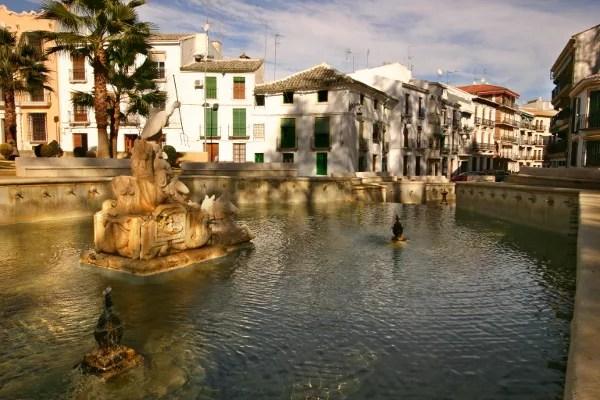 Fotos de Priego de Cordoba, la Fuente del Rey
