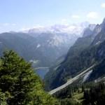 Fotos de Salzburgo en Austria, lago Gosau