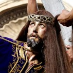 Fotos de Semana Santa de Murcia, cristo de Salzillo