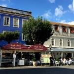Fotos de Sintra en Portugal, restaurantes cerca del Palacio