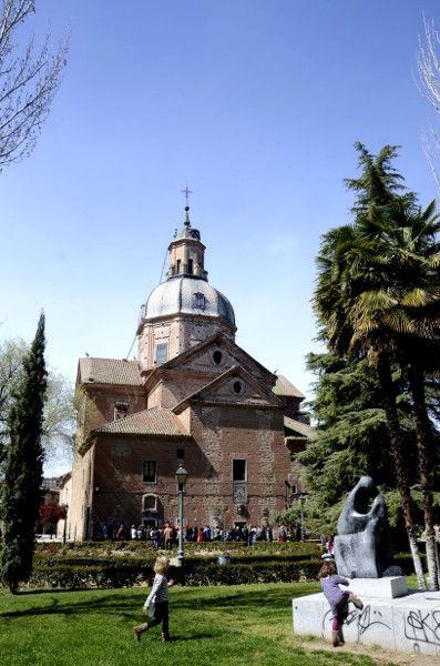 Fotos de Talavera de la Reina, Basílica de Nuestra Señora del Prado