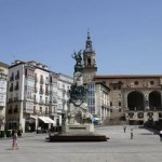 Fotos de Vitoria en Euskadi, plaza