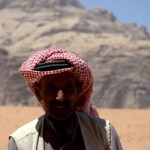 Fotos de Wadi Rum, Jordania - retrato beduino